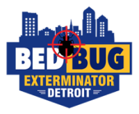 Bed Bug Exterminator Detroit Logo